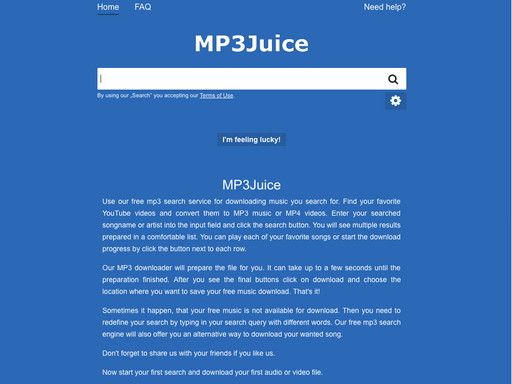 MP3Juice - Free MP3 Music Downloads